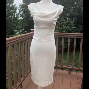 Caché Contour Evening Sleeveless Dress